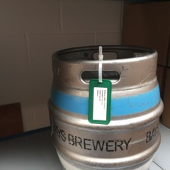 tuff tagg beer barrel